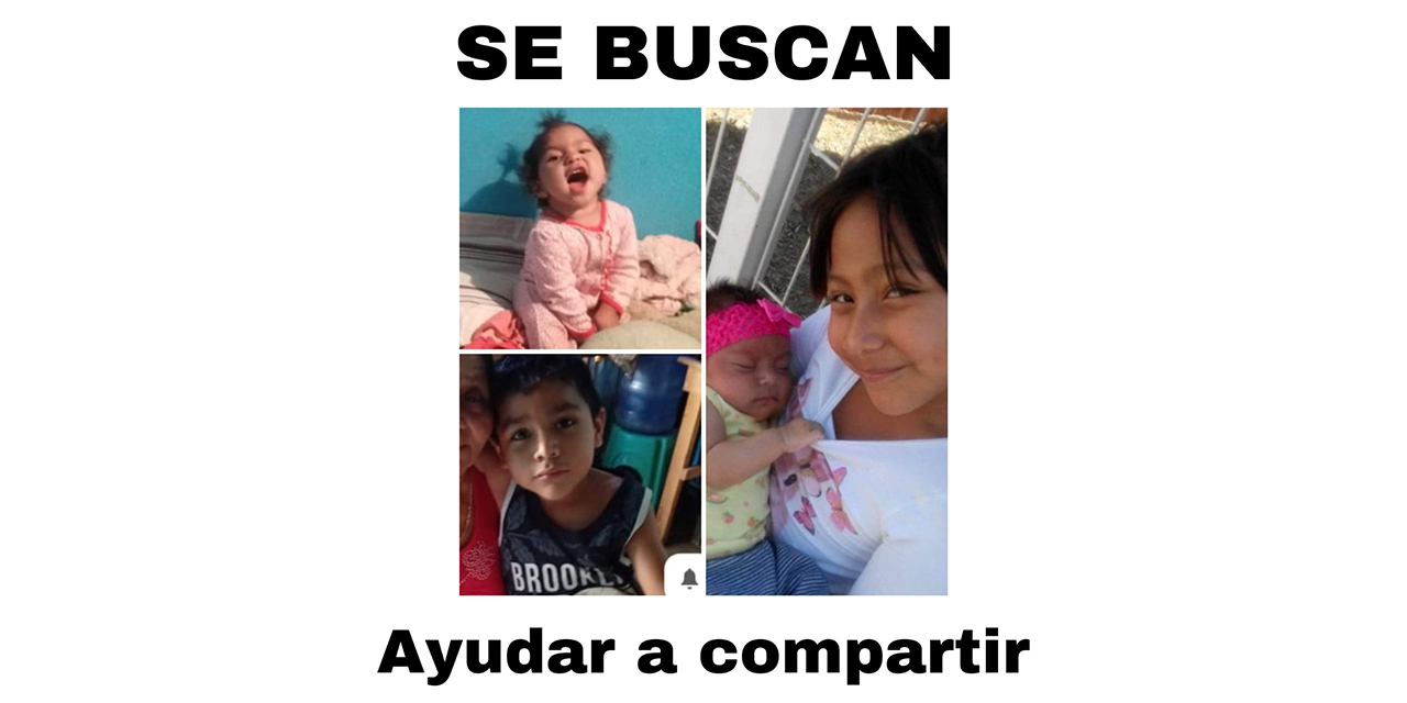 Desaparecen misteriosamente cuatro niños en San Martín Mexicápam   El Imparcial de Oaxaca