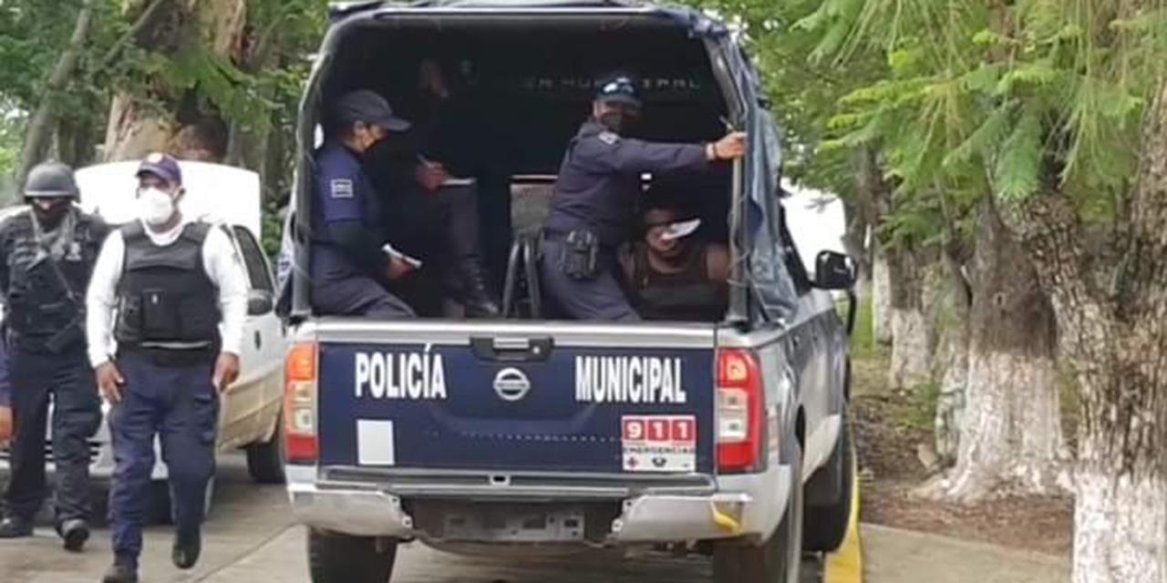 Riña genera persecución de Xoxocotlán a Cuilápam   El Imparcial de Oaxaca
