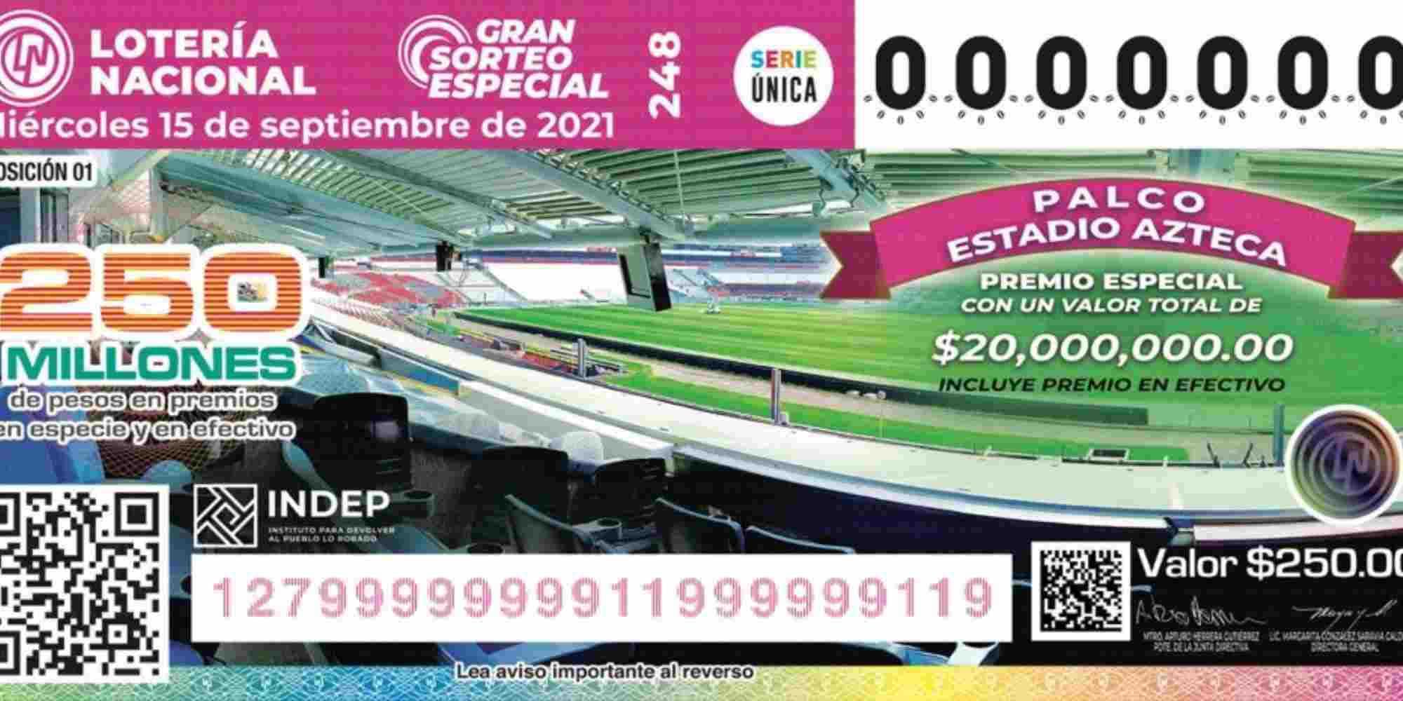 Inicia la venta de cachitos del sorteo del 15 de Septiembre | El Imparcial de Oaxaca