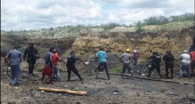 Se derrumba mina en Coahuila, al menos 7 personas quedaron atrapadas | El Imparcial de Oaxaca