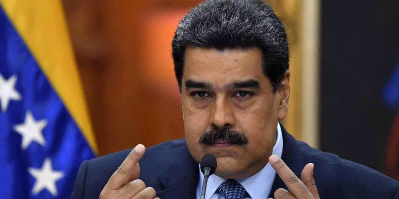 '¡Miserables!': Maduro explota contra EU por excluir a Venezuela de donación de vacunas   El Imparcial de Oaxaca