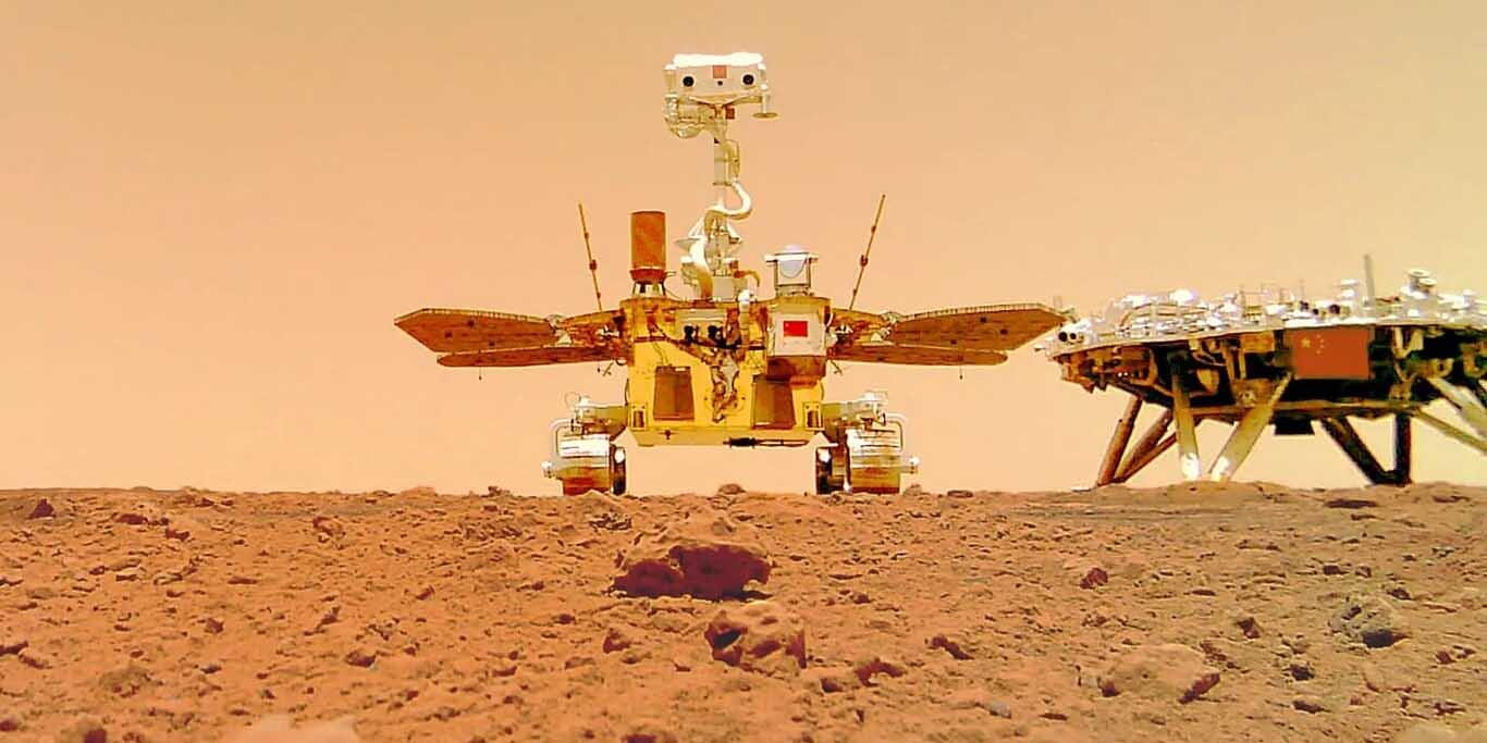 China planea mandar al primer ser humano a Marte para 2033 | El Imparcial de Oaxaca