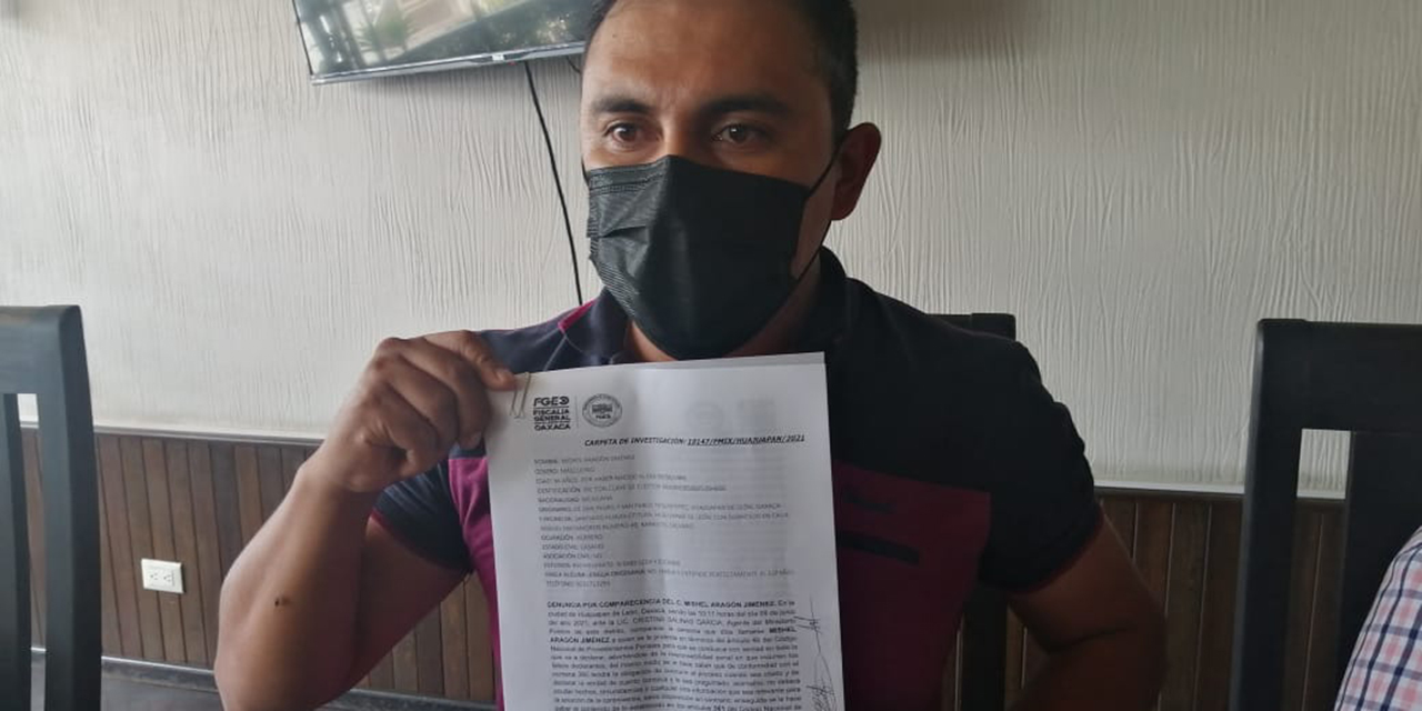 Candidato denuncia amenazas y agresiones en Huajolotitlán   El Imparcial de Oaxaca