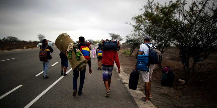Países de América refuerzan el intercambio de información sobre redes de tráfico y trata de migrantes | El Imparcial de Oaxaca