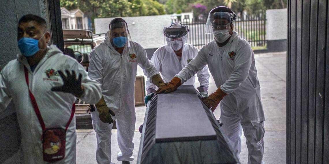 Covid-19 sigue activo; reportan 13 nuevos decesos | El Imparcial de Oaxaca