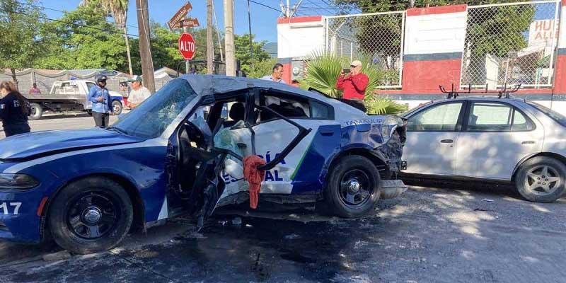 Policía muere al tratar de acudir al llamado a exceso de velocidad | El Imparcial de Oaxaca