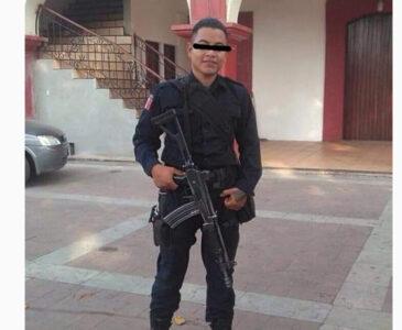 Le achacan homicidio a ex policía municipal
