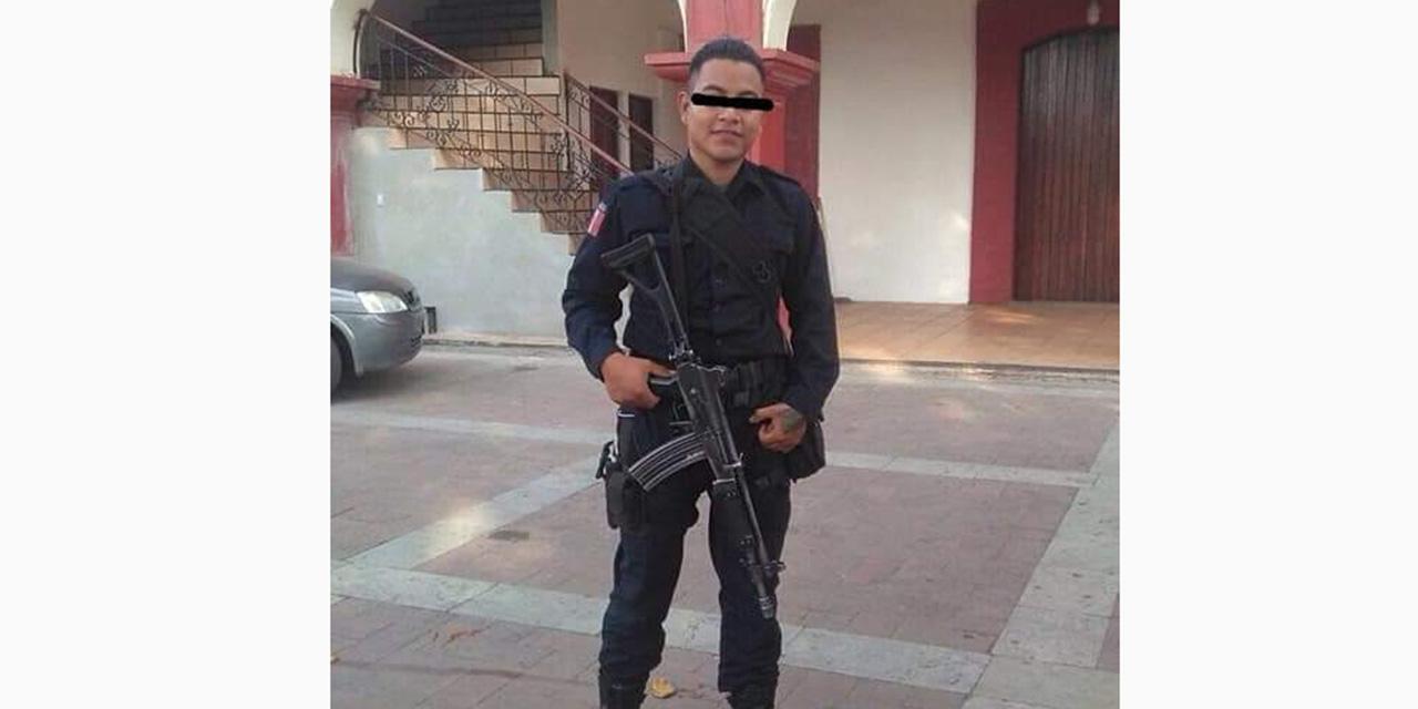 Le achacan homicidio a ex policía municipal | El Imparcial de Oaxaca