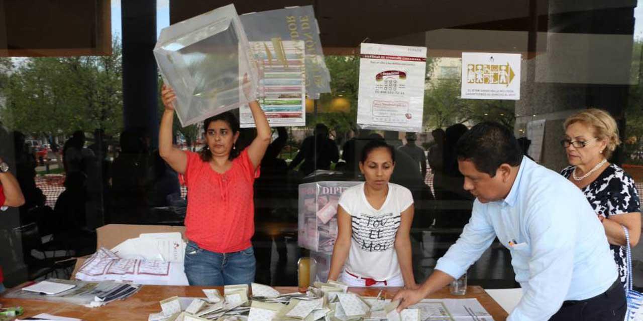 PREP inicia a las 20:00 horas, en el puedes consultar el conteo de los votos | El Imparcial de Oaxaca