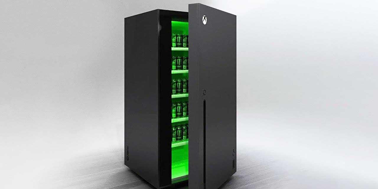 Microsoft lanza refrigerador Xbox Series X | El Imparcial de Oaxaca