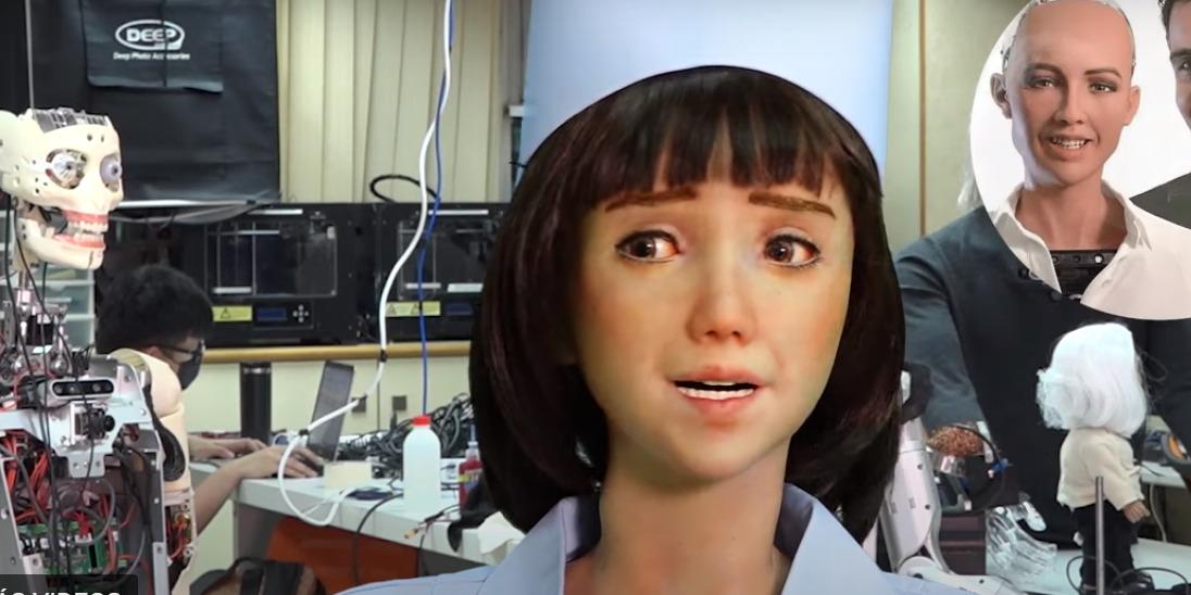 Crean robot enfermera para cuidar a pacientes con Covid | El Imparcial de Oaxaca