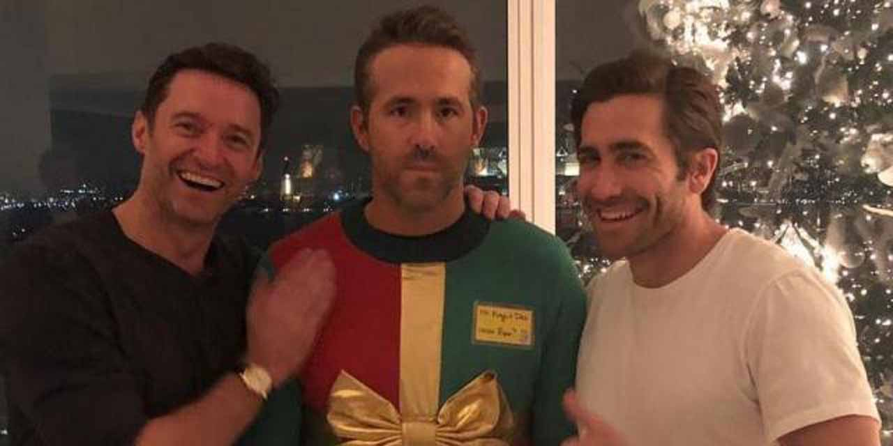 Ryan Reynolds recibe emotivo mensaje de Hugh Jackman tras su confesión sobre sus problemas mentales | El Imparcial de Oaxaca