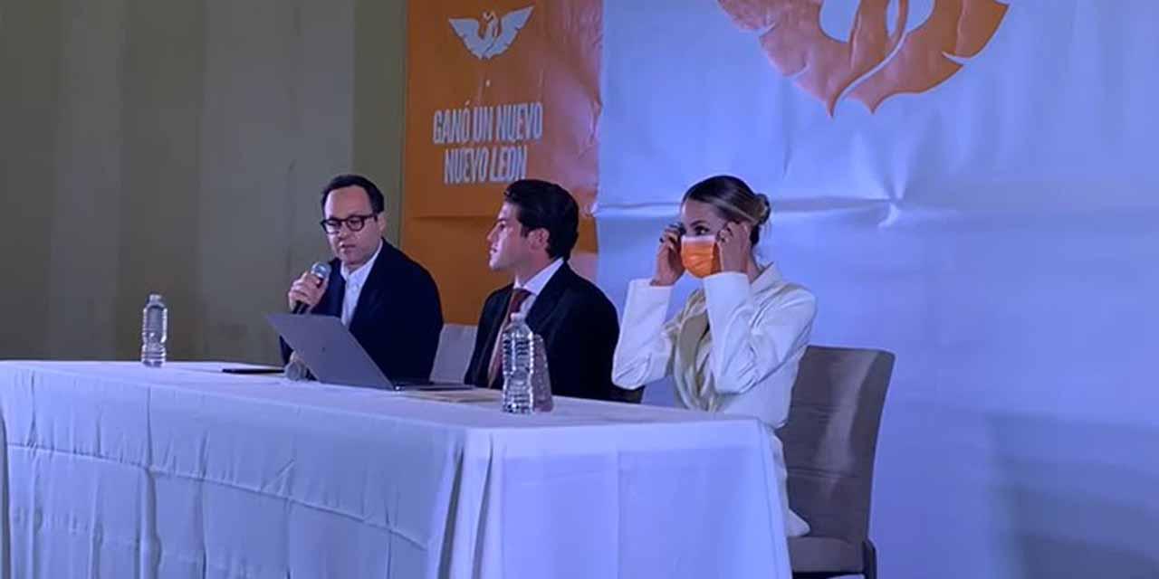 Samuel García se autoproclama ganador en NL, y pide a sus contrincantes aceptar derrota | El Imparcial de Oaxaca