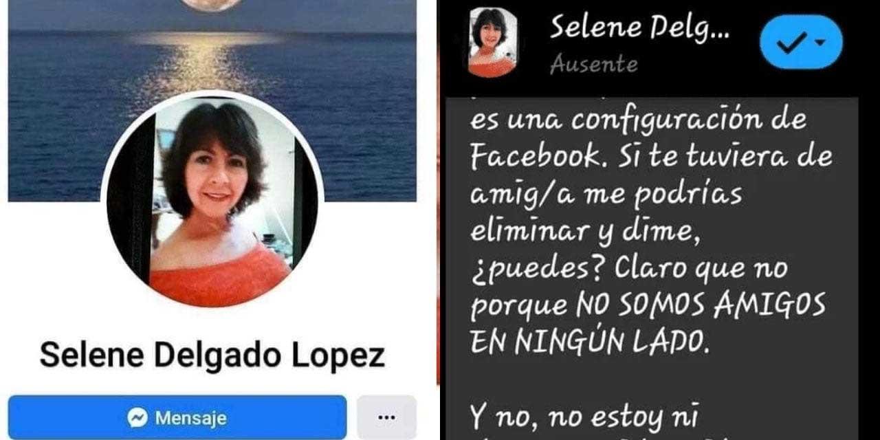 Selene Delgado; ¿el fantasma de Facebook?, aquí te decimos la verdad del misterio | El Imparcial de Oaxaca