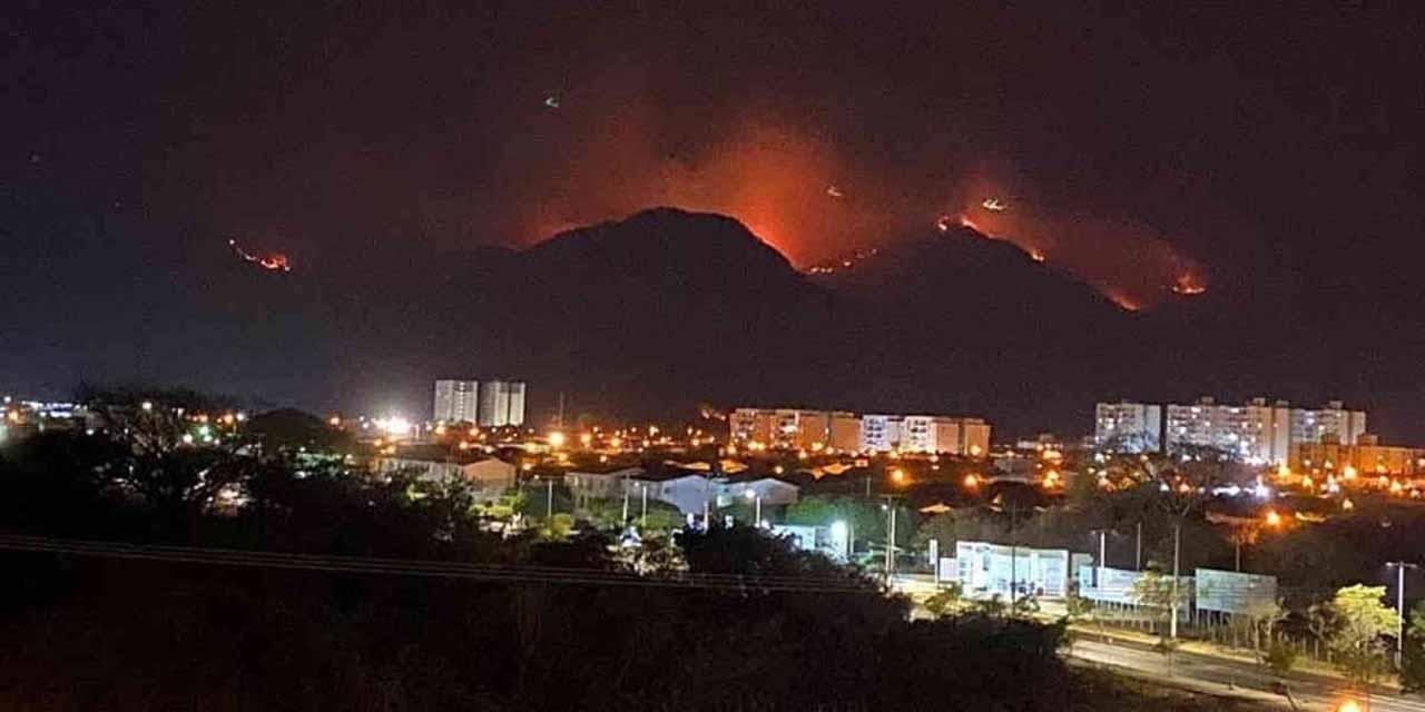 En California, incendio provoca desastre ecológico; arraso gran parte de la Sierra Nevada | El Imparcial de Oaxaca