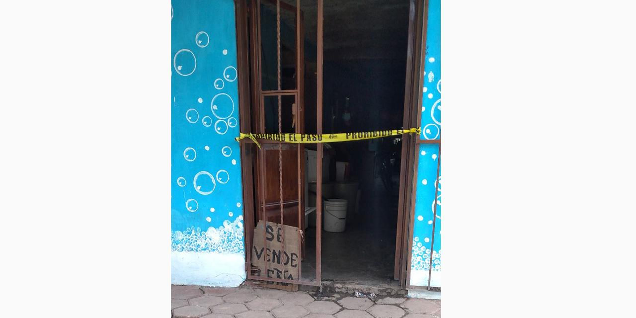 Albañil se suicida en la colonia La Paz, Xoxo