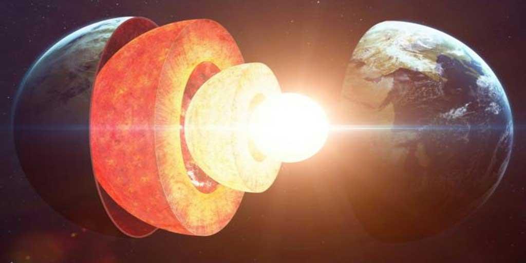 El núcleo terrestre sufre desequilibrio por extraño fenómeno   El Imparcial de Oaxaca