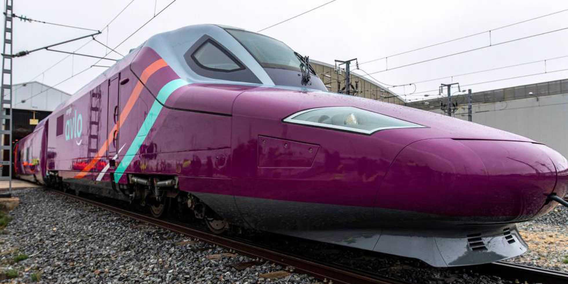 Se estrena AVLO el nuevo tren europeo donde podrás viajar desde 7 euros   El Imparcial de Oaxaca