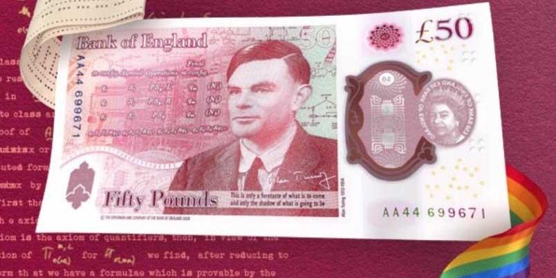 Alan Turing es conmemorado, científico que descifró códigos nazis; condenado por ser gay | El Imparcial de Oaxaca