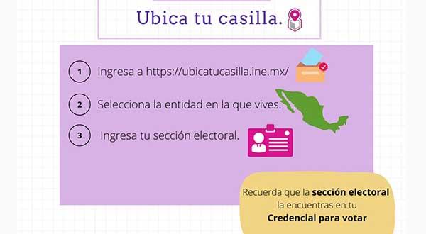 Puedes votar, aún lejos de casa | El Imparcial de Oaxaca