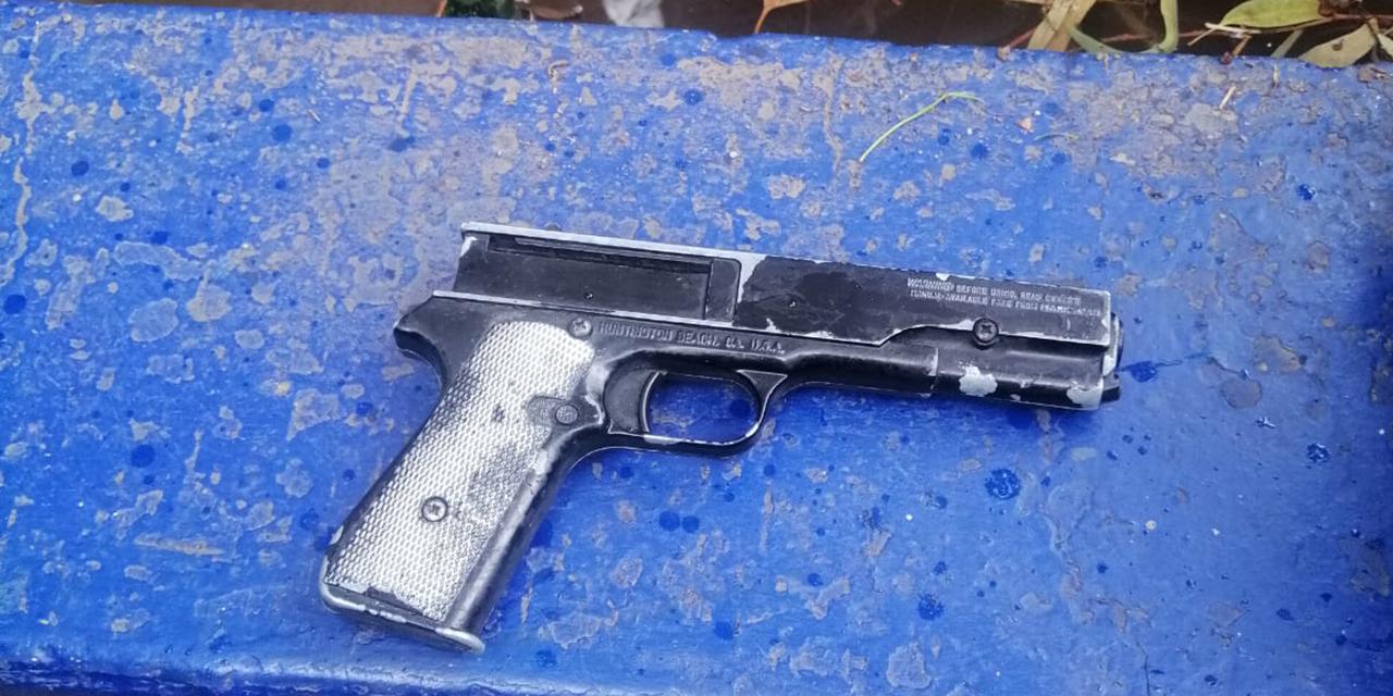 Asaltan una farmacia con pistola de plástico en la Colonia Reforma   El Imparcial de Oaxaca