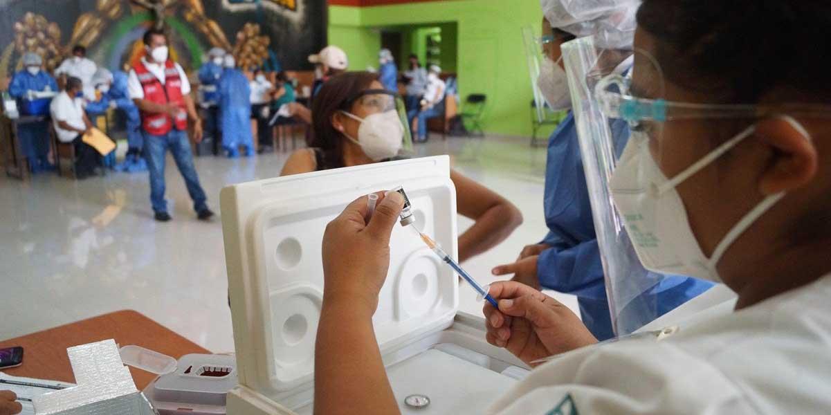 Para controlar la pandemia se necesita incrementar la vacunación; OPS | El Imparcial de Oaxaca