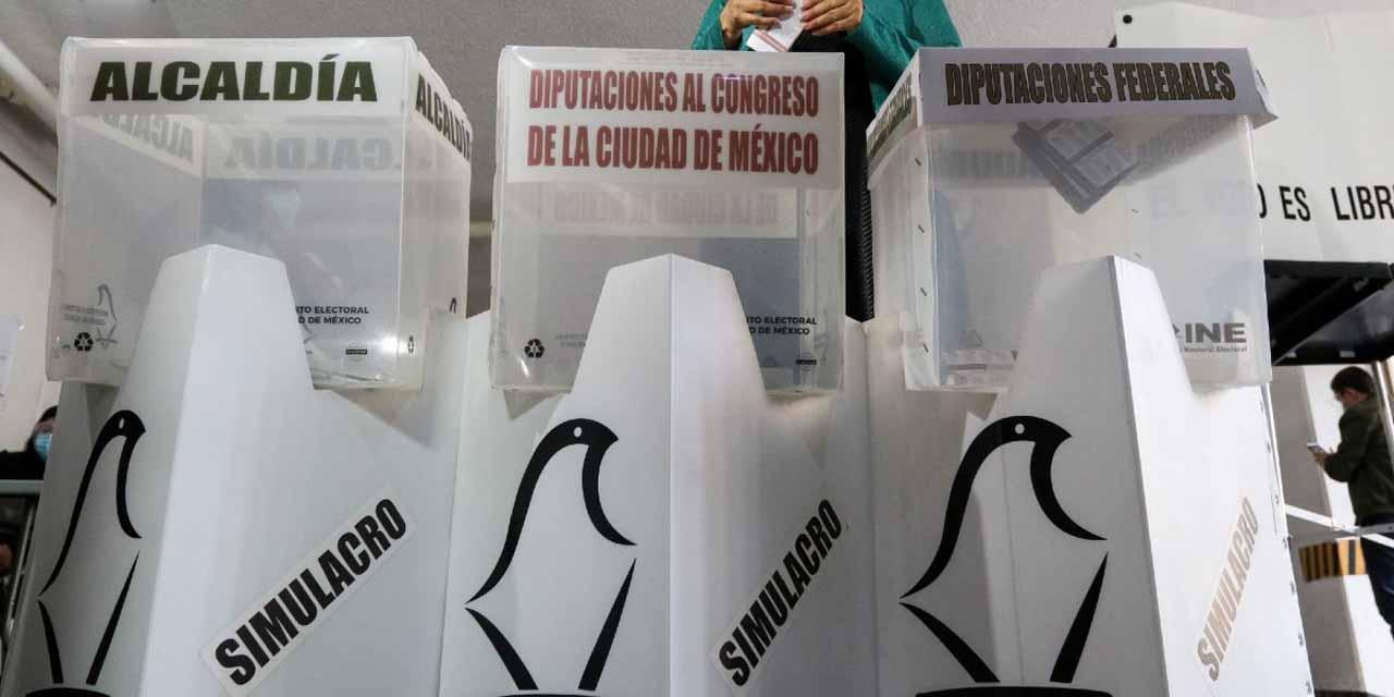 Todo lo que debes saber sobre la veda electoral   El Imparcial de Oaxaca