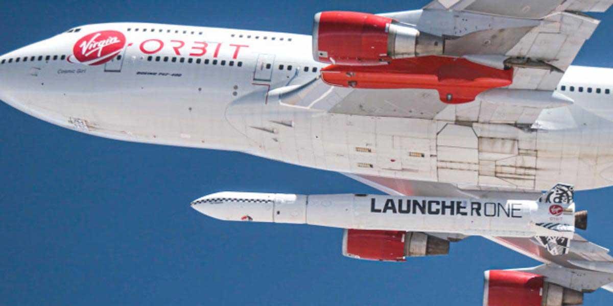 Virgin Orbit colocó 7 satélites en el espacio usando aviones y no cohetes   El Imparcial de Oaxaca