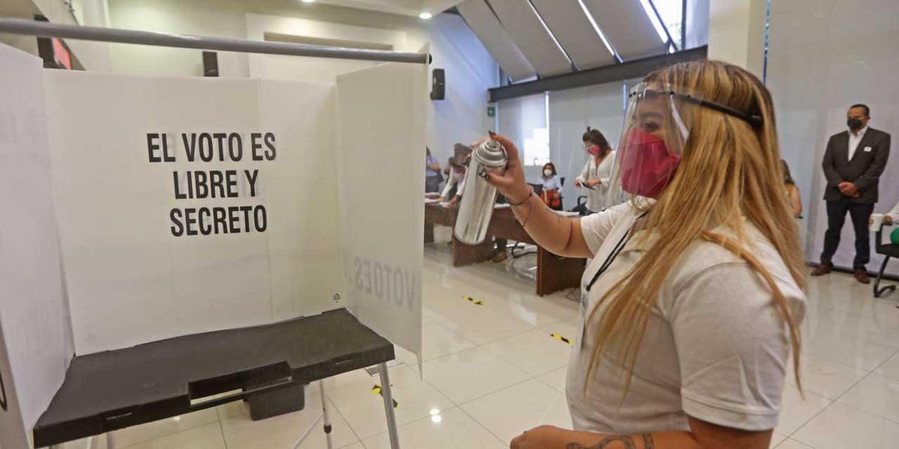 Denuncian acoso de policías durante jornada electoral en Aguascalientes | El Imparcial de Oaxaca