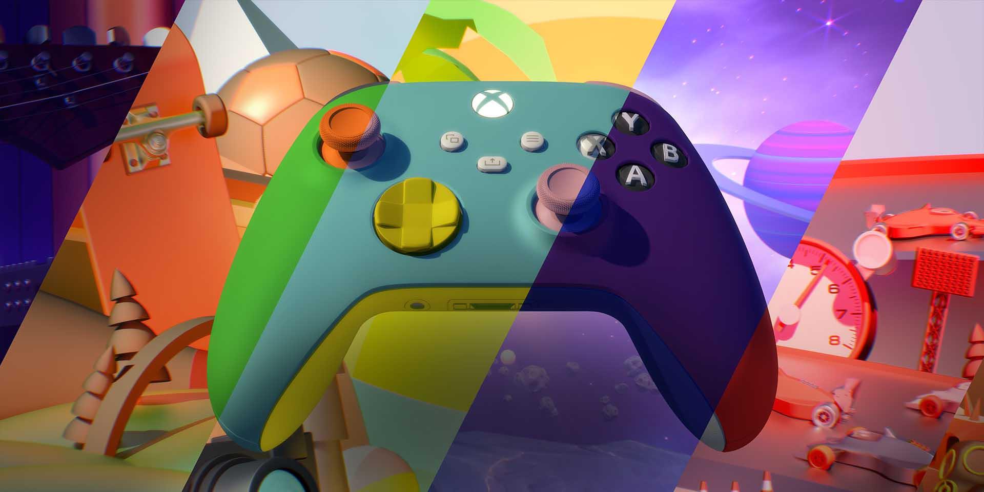 Puedes diseñar tu propio control de Xbox desde Design Lab   El Imparcial de Oaxaca