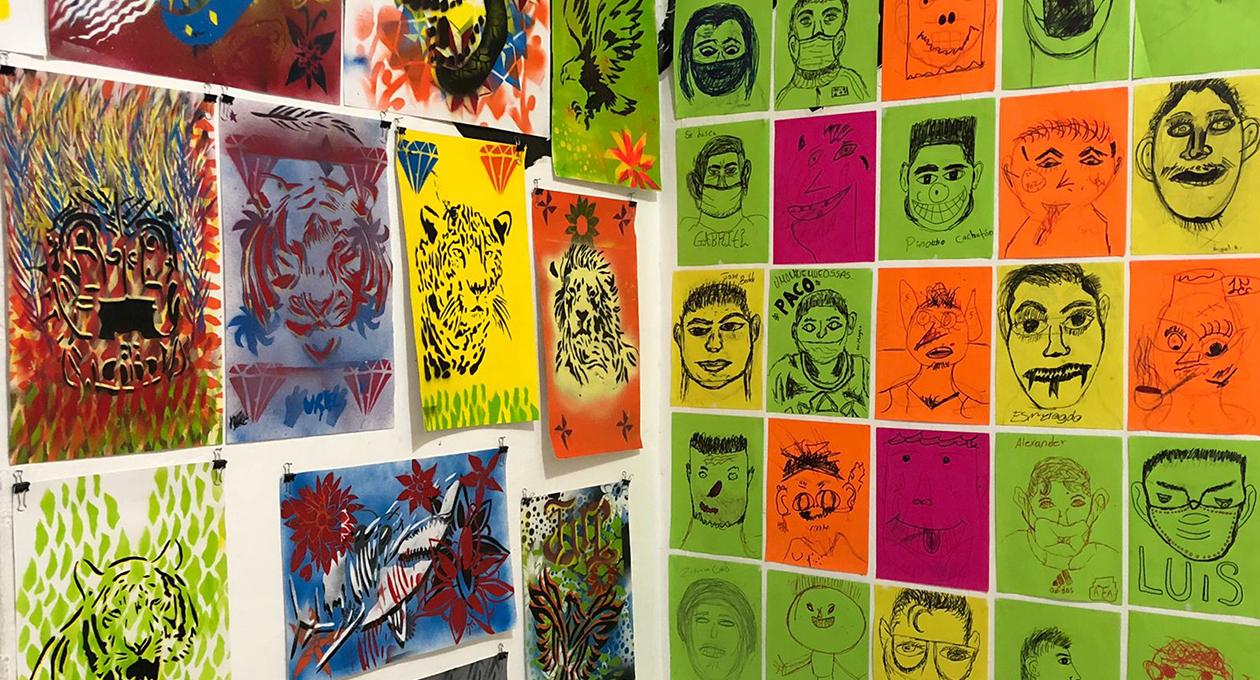 Presentan exposición DEMA Gráfica Siqueiros Adolescentes en Espacio Zapata   El Imparcial de Oaxaca