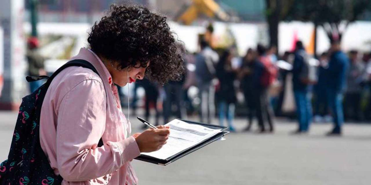 AMLO celebra recuperación de empleos   El Imparcial de Oaxaca