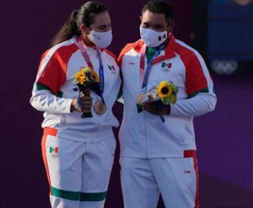 Conoce a Alejandra Valencia y Luis Álvarez, primeros medallistas mexicanos