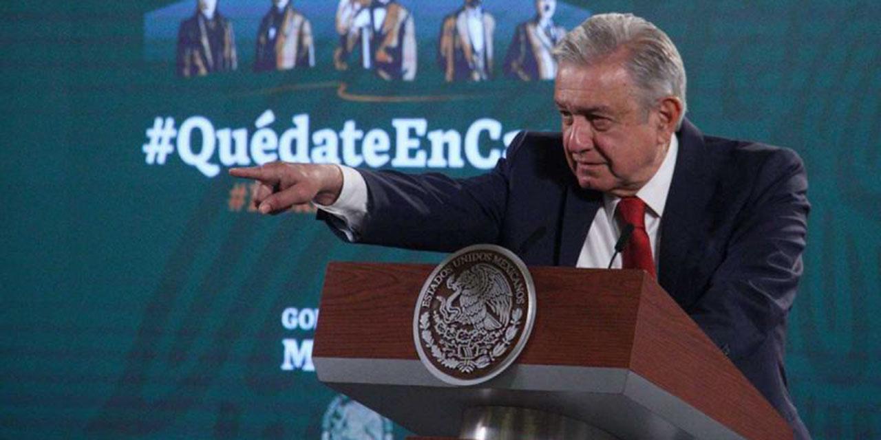 """López Obrador pide a Biden """"con todo respeto"""" retirar bloqueo a Cuba   El Imparcial de Oaxaca"""