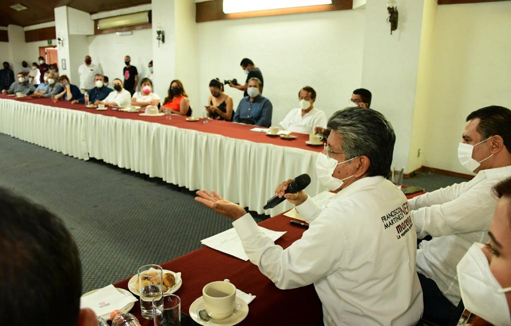 En proceso los trabajos de reingeniería administrativa municipal: Martínez Neri   El Imparcial de Oaxaca