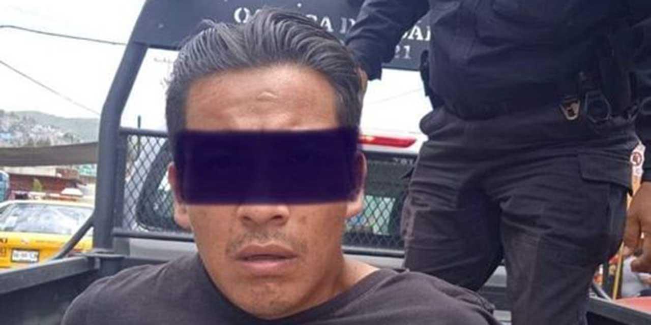 Detienen a otro de  la 'llave china'   El Imparcial de Oaxaca