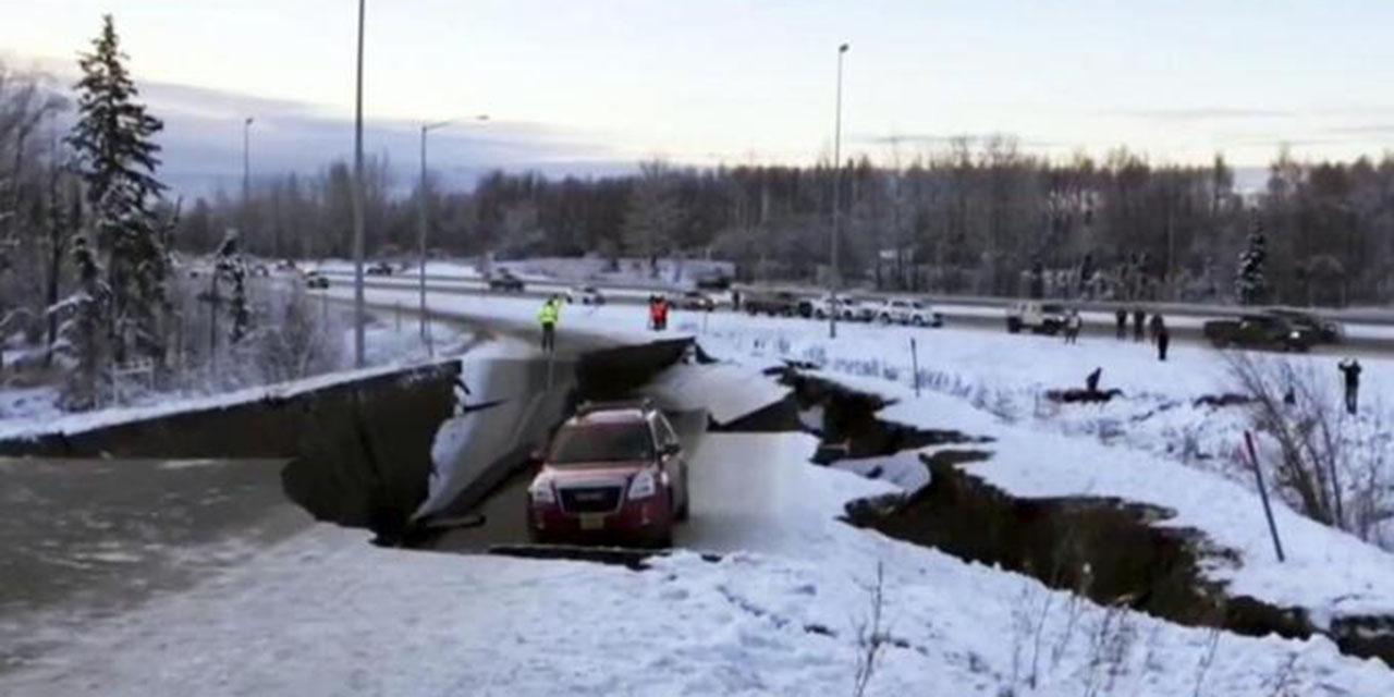 Sismo de magnitud 8,2 sacude a Alaska y causa alertas de tsunami | El Imparcial de Oaxaca