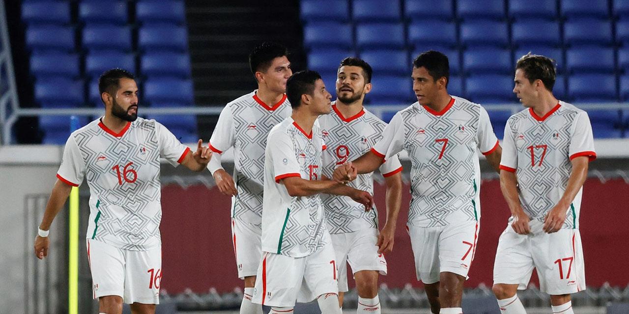 El Tricolor golea a Corea del Sur y avanza a la semifinal de los Juegos Olímpicos Tokio 2020   El Imparcial de Oaxaca