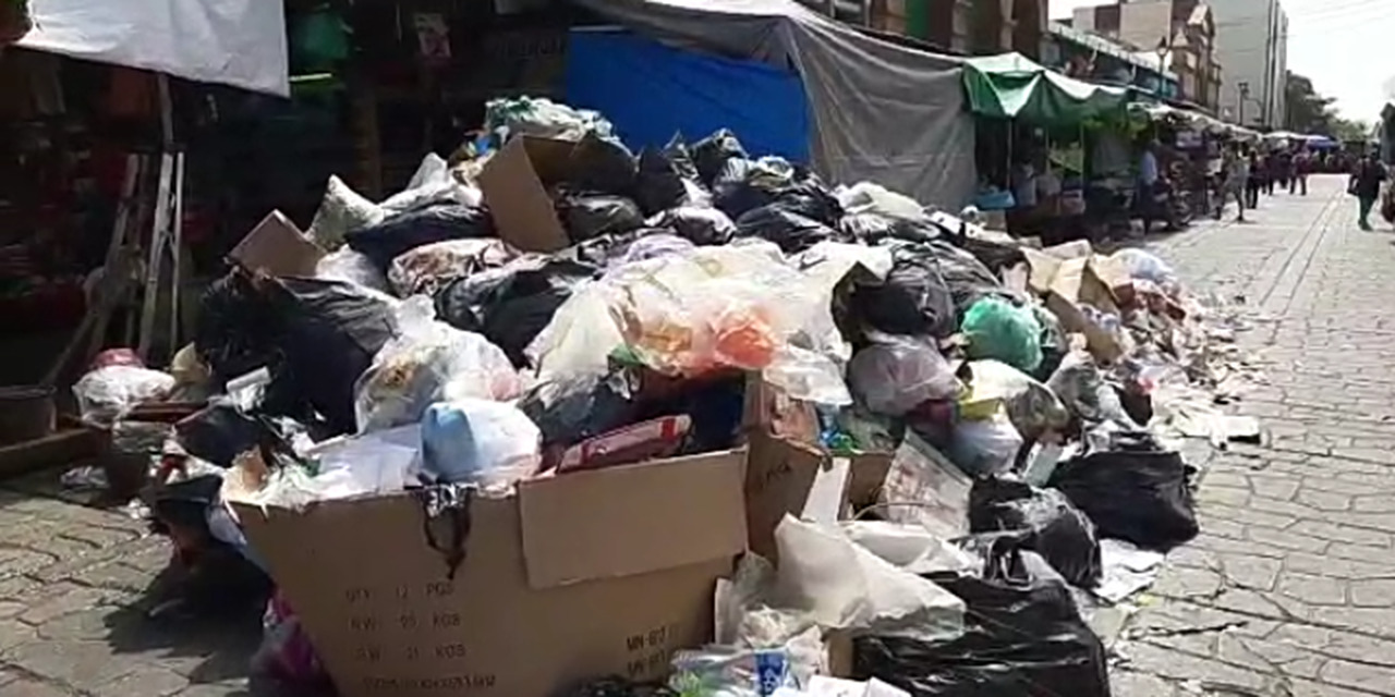 Paralizan camiones de basura por falta de pago de renta | El Imparcial de Oaxaca