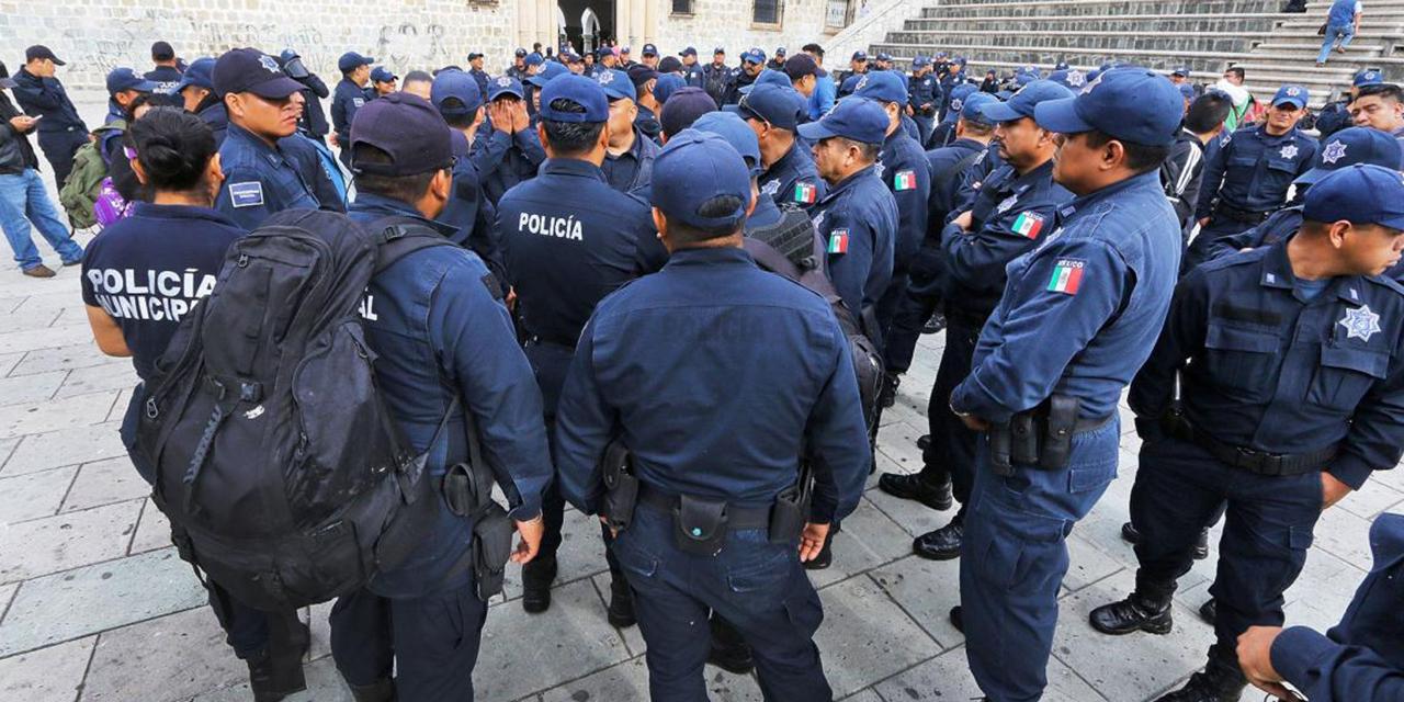 Covid-19 cobra la vida de 18 policías en la capital oaxaqueña   El Imparcial de Oaxaca