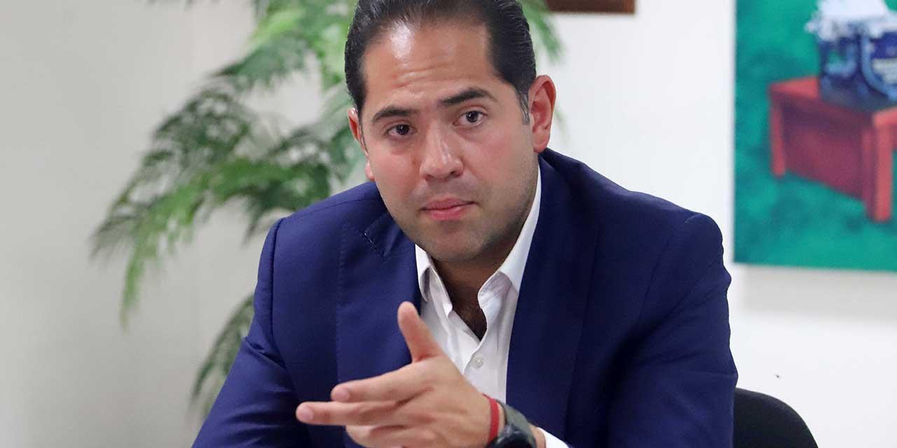 Cacho Cué apoya propuestas de solución al desabasto de medicamentos oncológicos | El Imparcial de Oaxaca