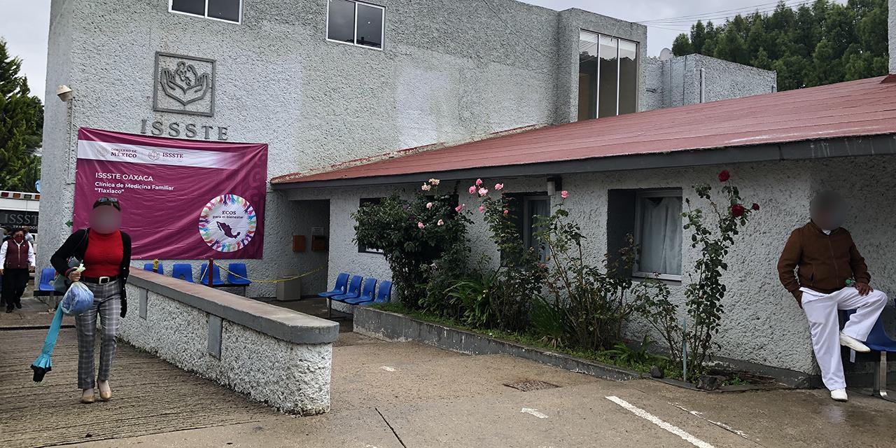 Piden en Tlaxiaco mejorar el ISSSTE | El Imparcial de Oaxaca