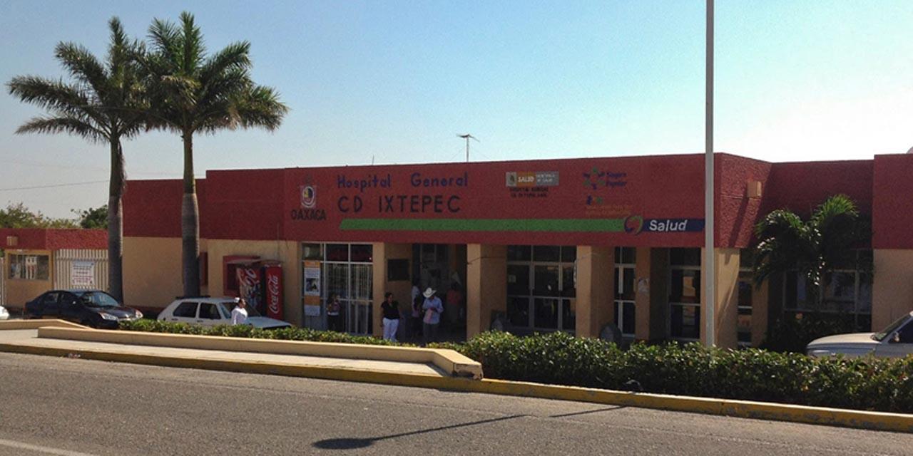 Mueren 2 personas víctimas del Covid en Ixtepec | El Imparcial de Oaxaca