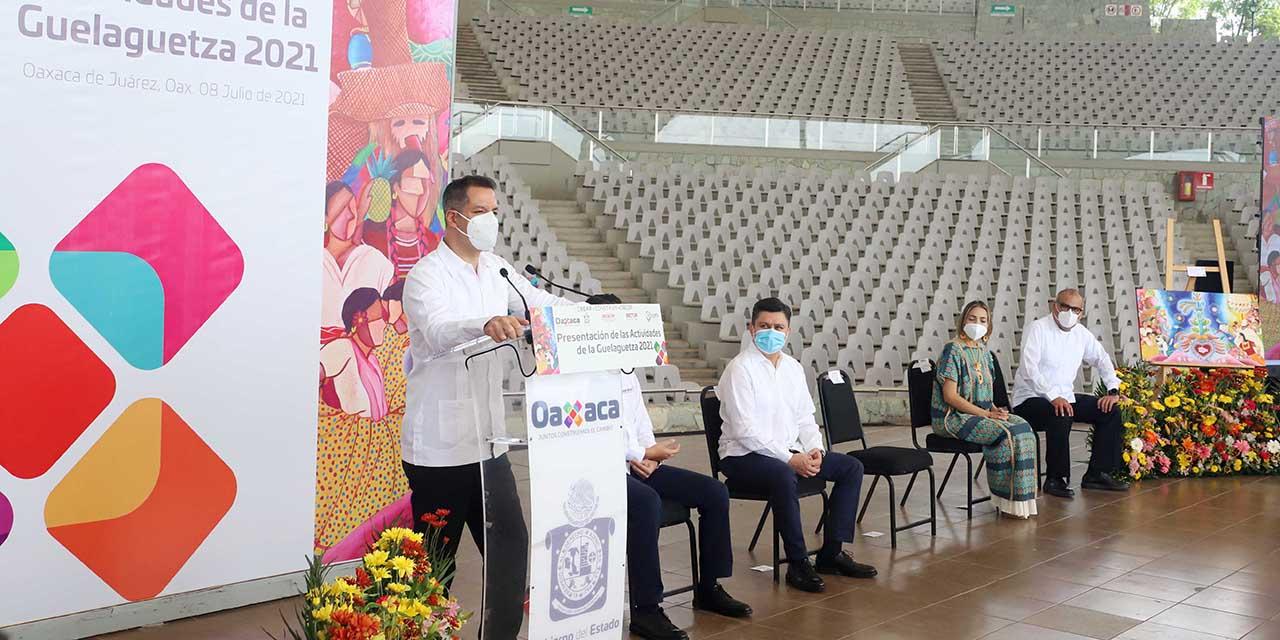 Inician las fiestas de julio, Mes de la Guelaguetza | El Imparcial de Oaxaca