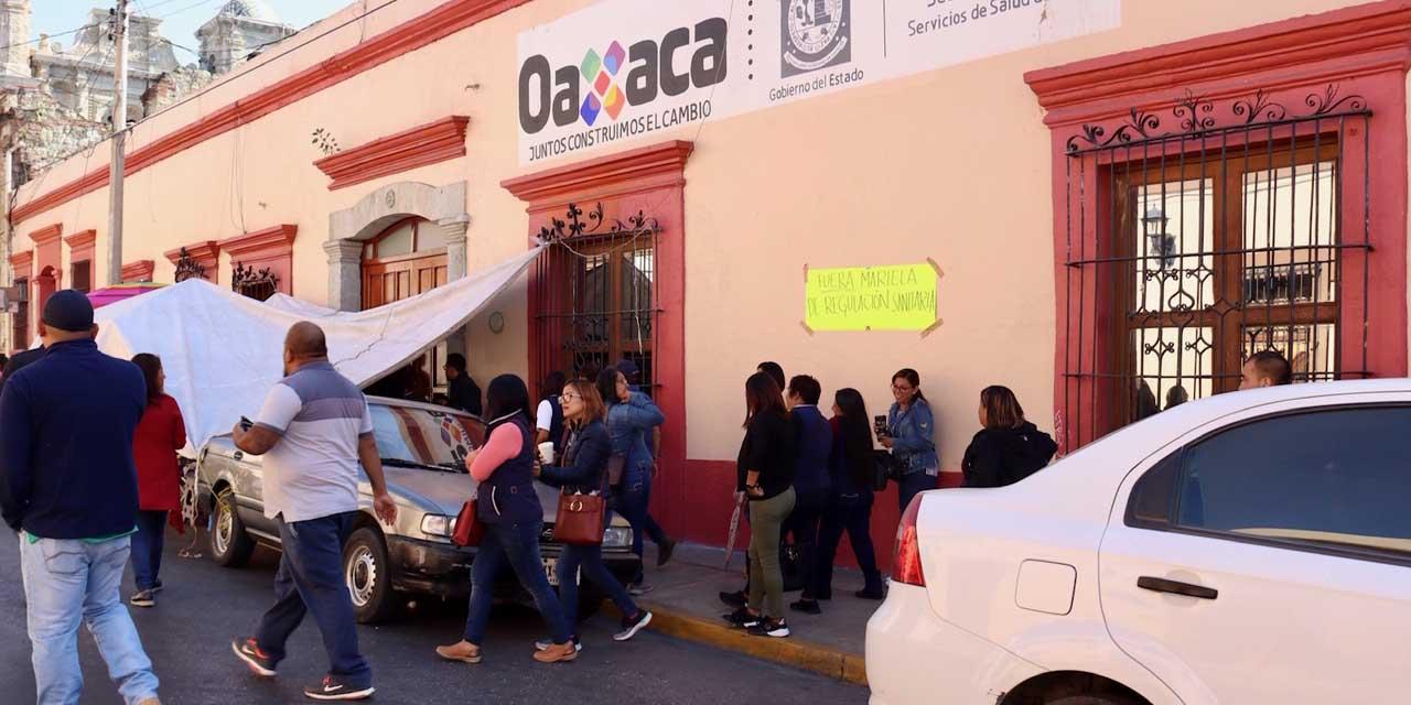 Anuncian Ciudad Salud; reubicarán 10 oficinas administrativas | El Imparcial de Oaxaca