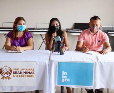 """Impulsa Aleida el proyecto """"Adopta a jóvenes artistas"""""""