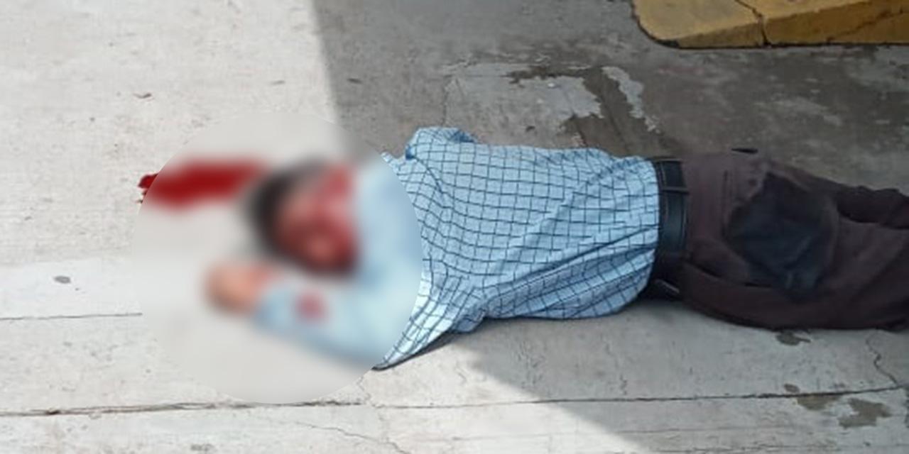 Un hombre se fractura el cráneo en Huajuapan tras caída | El Imparcial de Oaxaca