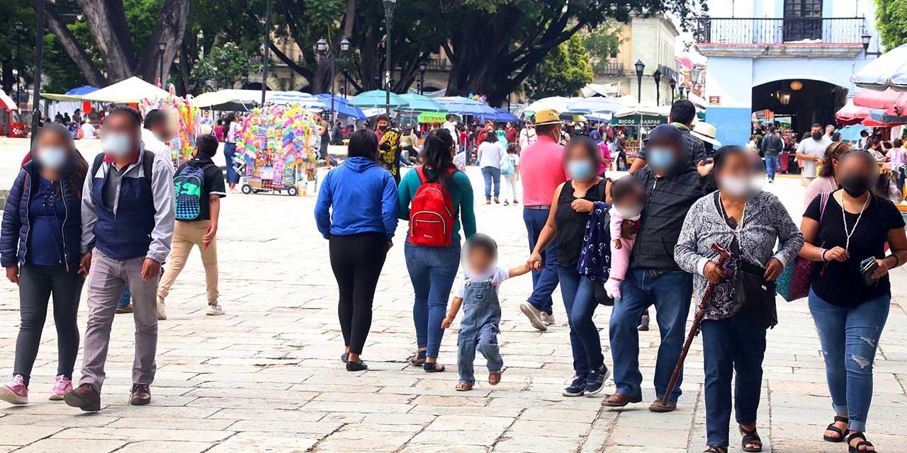 Descuidan a menores; se cuadruplican contagios | El Imparcial de Oaxaca