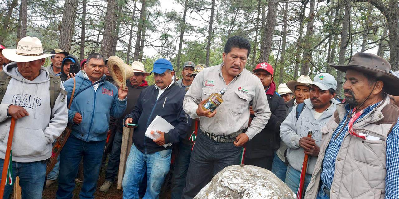 Mixtepec y Yucunicoco ponen fin a largo conflicto agrario | El Imparcial de Oaxaca