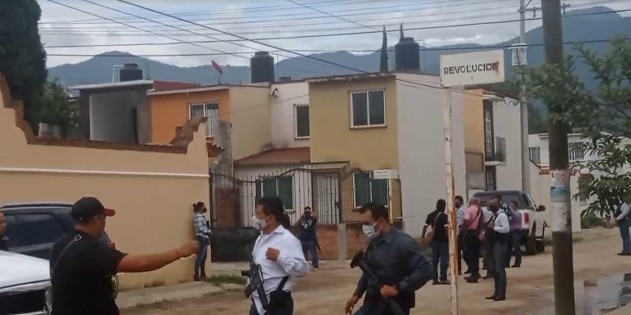 Identifican a elemento de Guardia Nacional abatido por la policía | El Imparcial de Oaxaca
